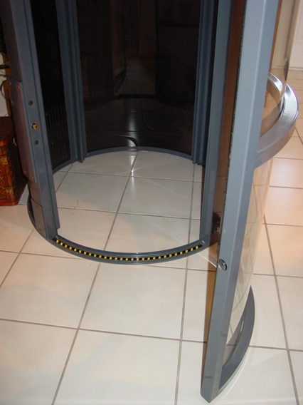 Hoistway Cylinder   A clear  self supporting tube built out of specially  designed sections  The walls of this tube are made of curved sheets of. Daytona Elevator  Residential Elevators   Home Elevators Pneumatic