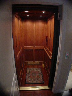 Daytona elevator residential elevators home elevators for Custom home elevator